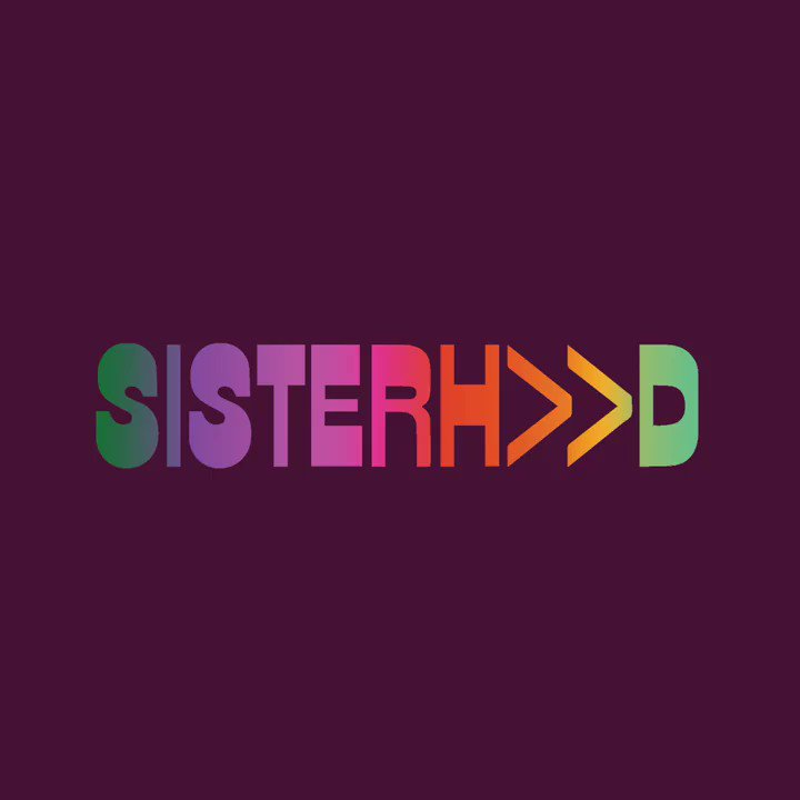 #Sisterhood is an unbreakable bond. Today. Tomorrow. Forever.