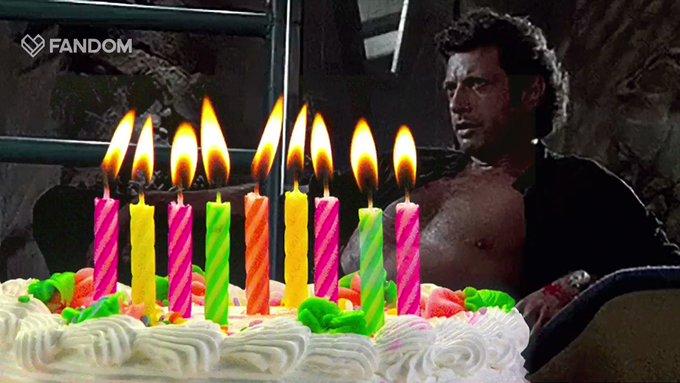 Happy 66th Birthday to Jeff Goldblum