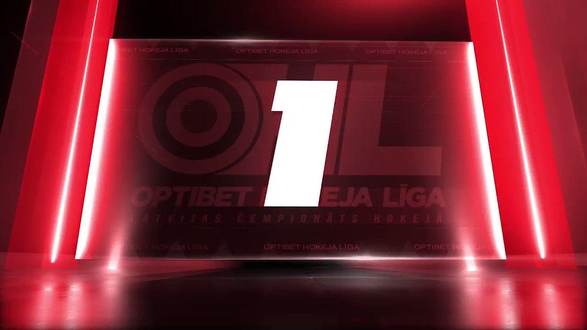 Image for the Tweet beginning: OHL nedēļas TOPĀ triumfē krievu
