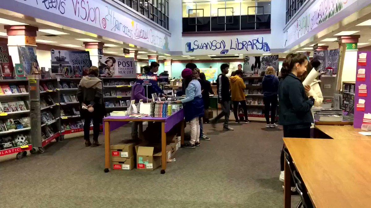 The book fair is back! <a target='_blank' href='https://t.co/RIJh7cPXkR'>https://t.co/RIJh7cPXkR</a>