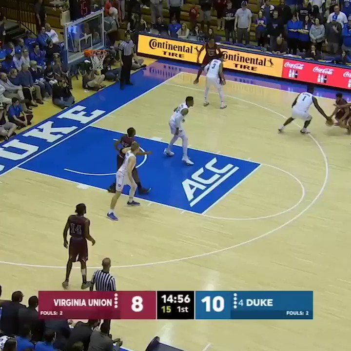 Zion spiked it off the board �� #SCtop10 https://t.co/Y8r8m1k11g