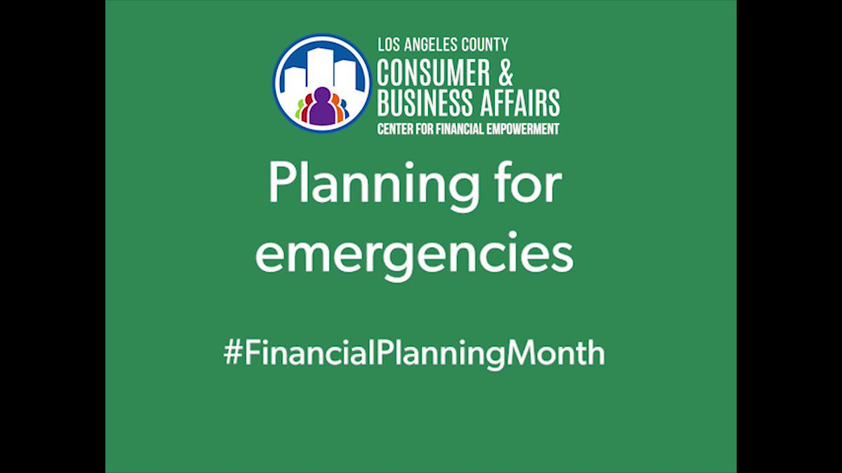 Image for the Tweet beginning: #ICYMI are you financially prepared