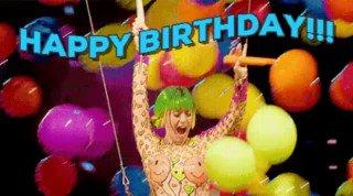 Happy birthday katy perry i love you so much