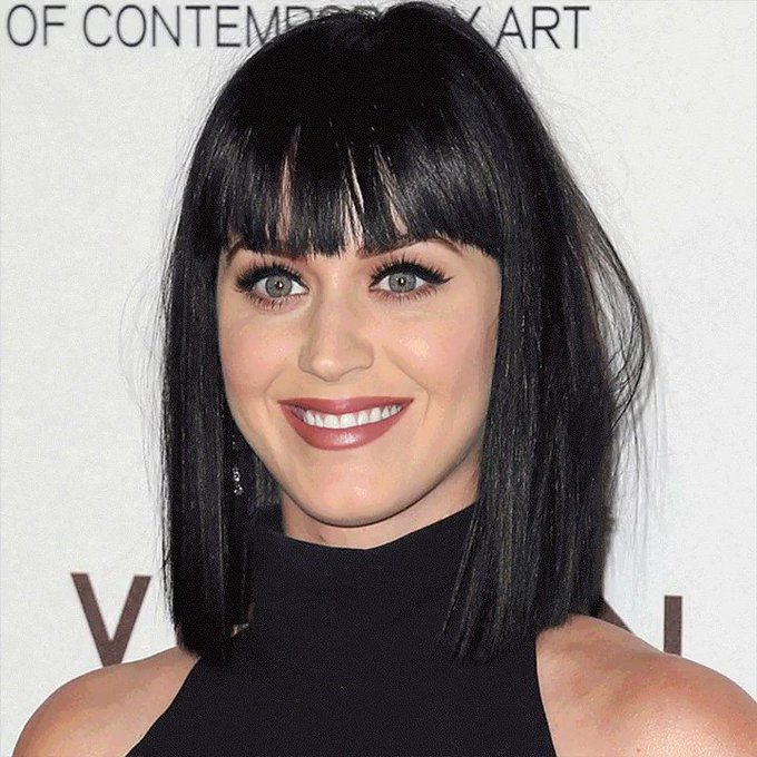 What hair hasn t this gal tried!? Happy Birthday to the everchanging, Katy Perry!