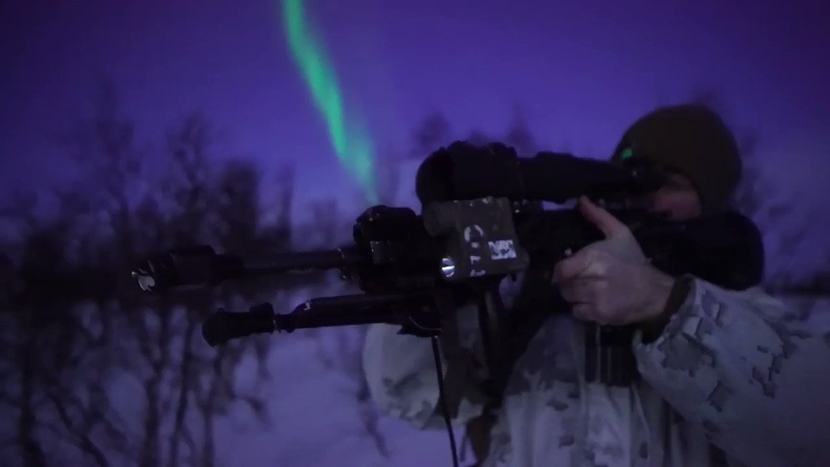 Why is #NATO exercising in #Norway. Watch the video on #TridentJuncture 18.