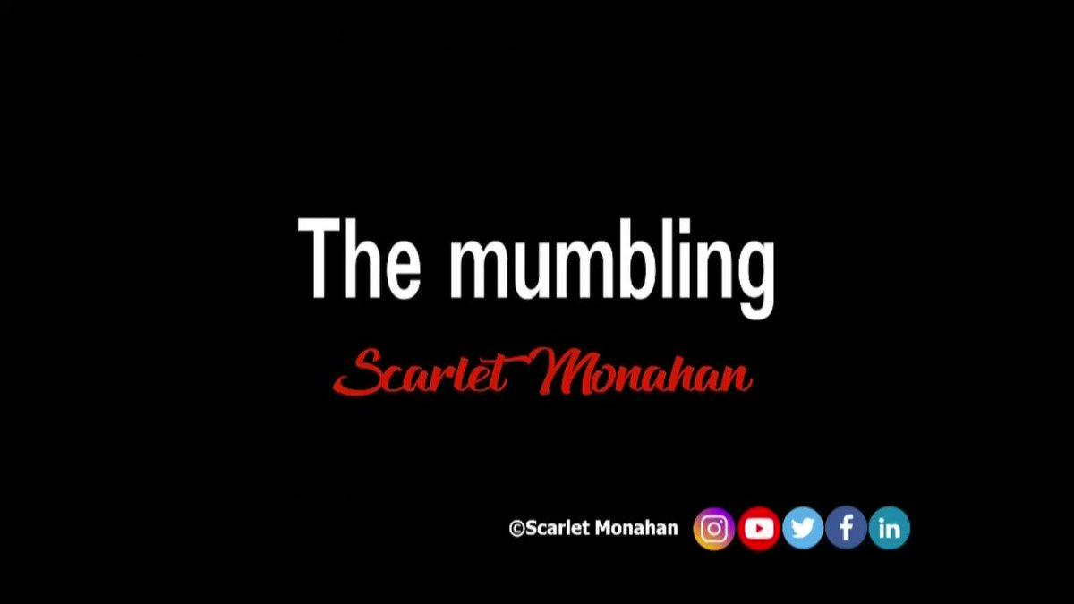 The mumbling. #poetry #poet #spokenword #POEMS #poem #art #writer #poetrycommunity #artist #artists  36