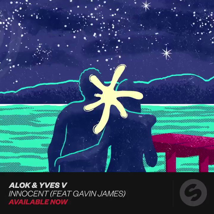A stunning tune with gorgeous vocals by @alokoficial & @yvesv ft. @gavinjames spinninrecords.release.link/innocent-feat-…