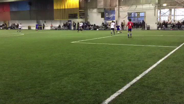 As the match went on we got stronger and stronger but our final third play needs to improve. @SCToronto @HangarSEC @OntarioIsSoccer #ontarioindoorcup2019  #calcio #fussball #football #soccerforlife #opdl #canadasoccer #toronto #soccerwizdom #the6ix