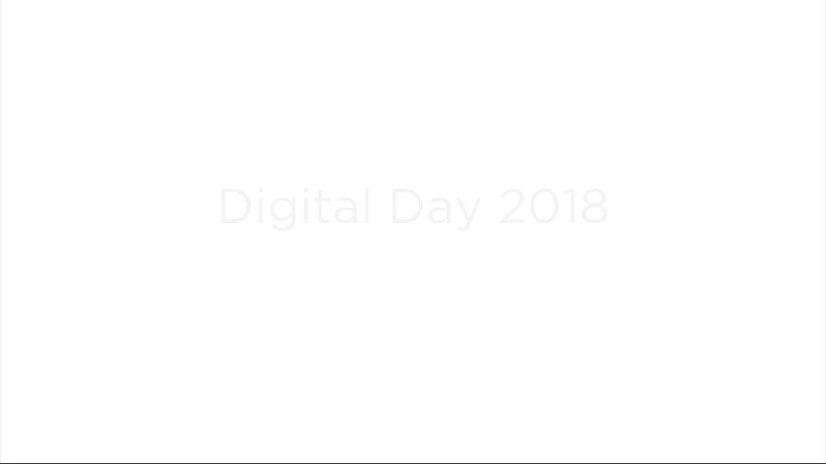 Image for the Tweet beginning: Impressionen vom #SwissDigitalDay 2018. #SwissMedicalNetwork