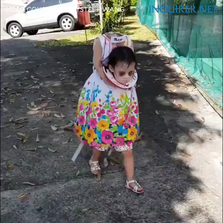 """Inquirer on Twitter: """"WATCH: These two little girls Charlie and ..."""