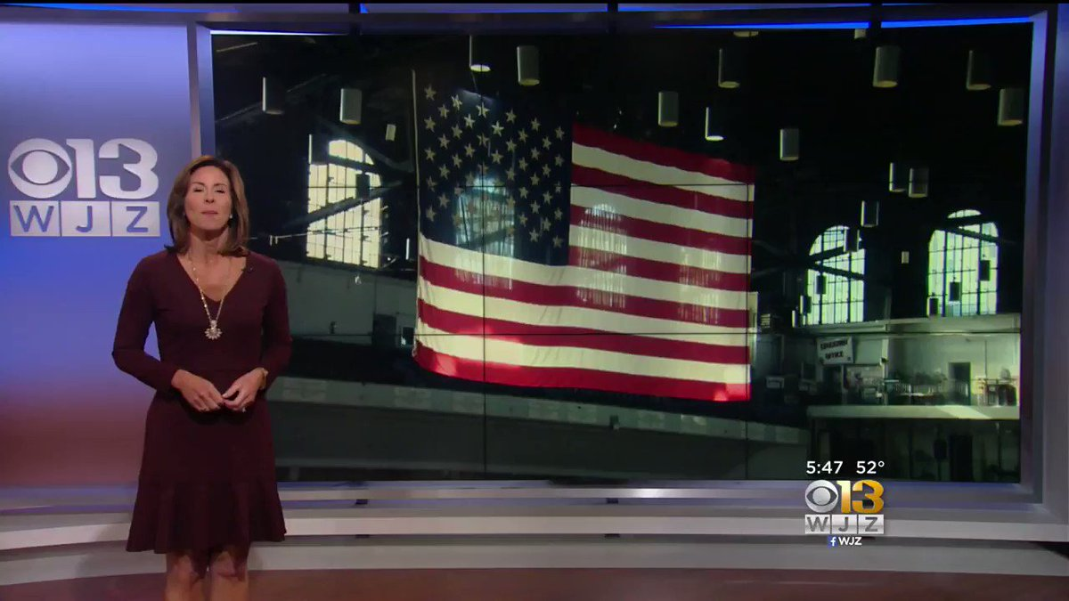 .@wjz: Maryland National Guard Makes History With All-Female Leadership baltimore.cbslocal.com/2018/10/25/mar…