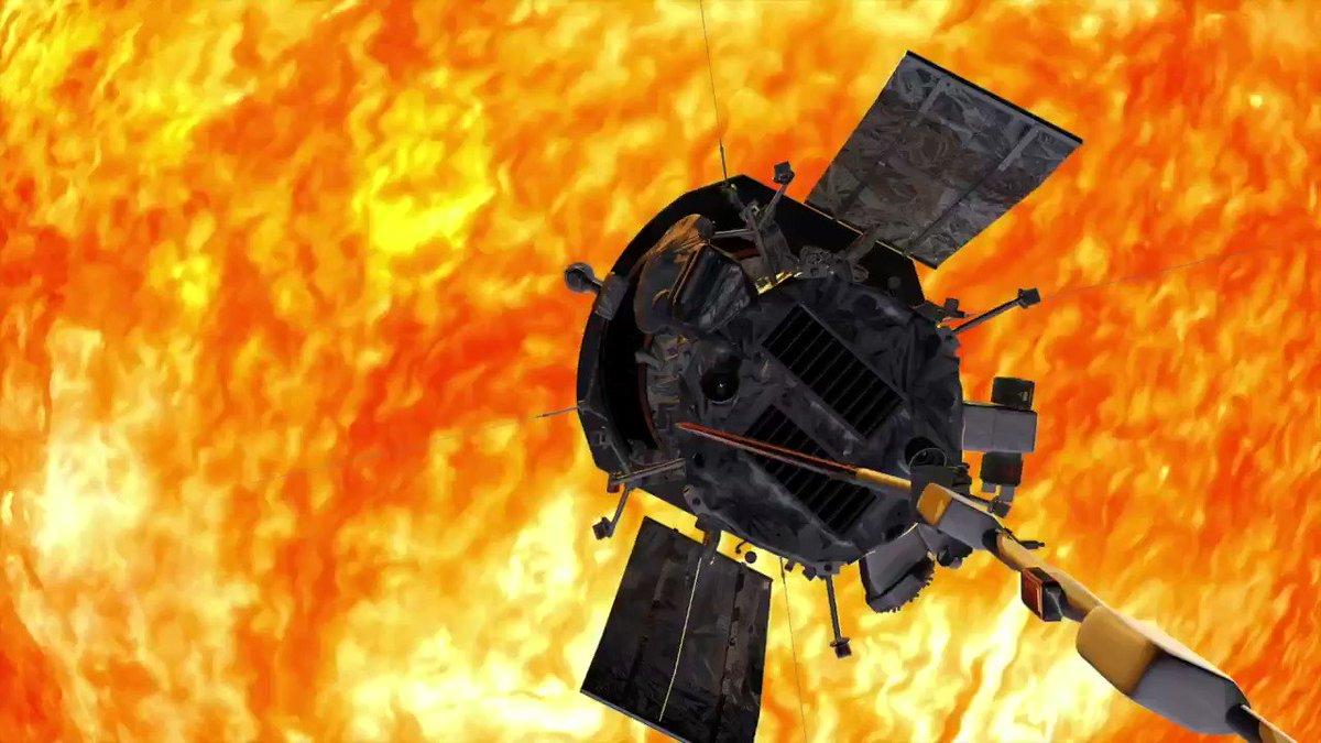nasa sun mission - 1040×586