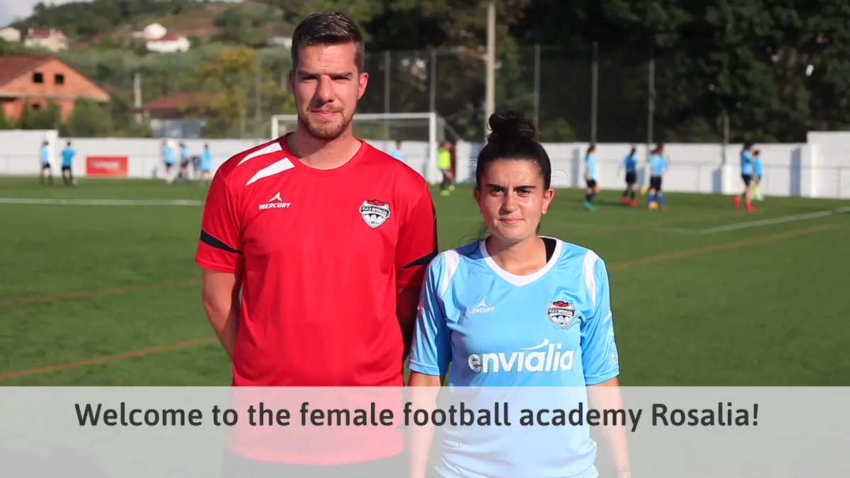 A huge Common Goal welcome to @EFF_Rosalia, the first female football academy to join the team. They were inspired by Common Goal member @VeroBoquete who is also from Galicia in Spain. Benvidas, EFF Rosalia!