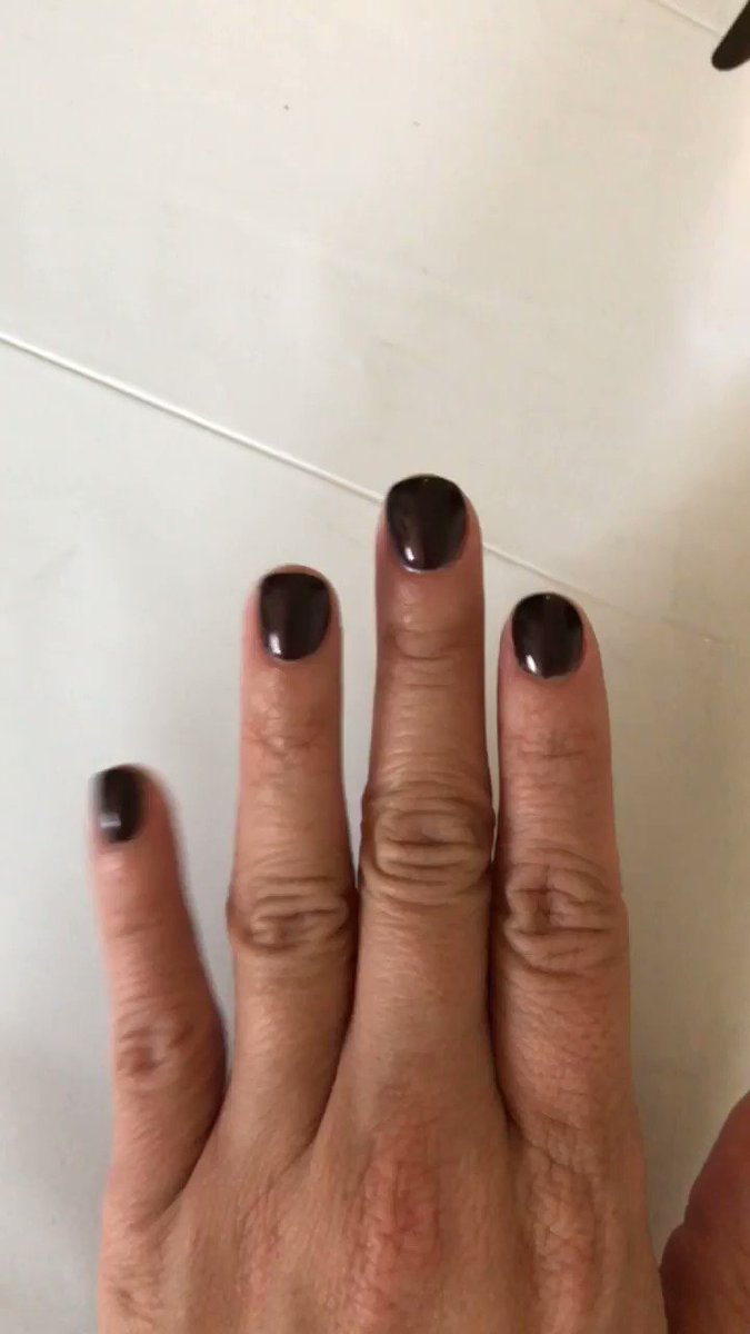 Have you seen @OPI_PRODUCTS new gel polish line that is #DisneysNutcracker themed?  This color is called Black to Reality.  Did anyone wear one of the colors for #DisneysNutcrackerEvent?   #selfcare #HalloweenTODAY #Didney pic.twitter.com/vbPNLE2pZJ