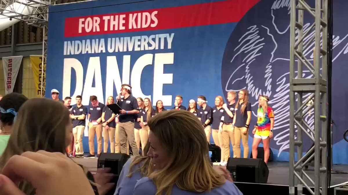@WWEDanielBryan this weekend is IUDM which raise money for sick children at Riley Hospital in Indianapolis. During the 36 hour non-stop event we use your chant to hype us up! Can I get a donation to my page to continue to raise money #FTK