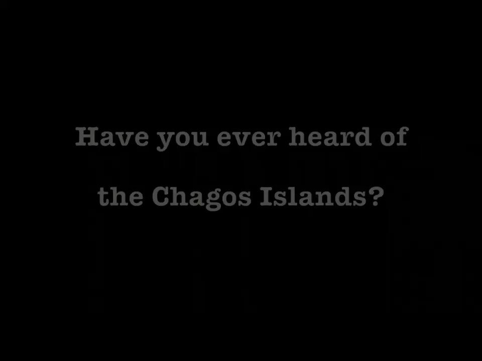 Today is Chagos Day. We salute brave, decades long struggle for justice of the Chagossian people, forced from their homeland under UK orders. Please RT & tag someone who needs to hear their story. https://t.co/SAF4vce2yz