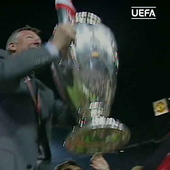 #OnThisDay in 1986, Sir Alex Ferguson was appointed Manchester United's new manager. #MUFC   38 trophies🏆  The best manager in Premier League history!