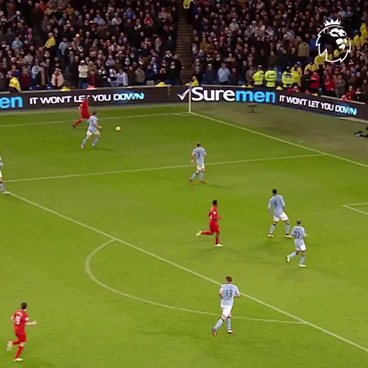 Don't give Steven Gerrard that much time on the edge of the box... #GoalOfTheDay @LFC