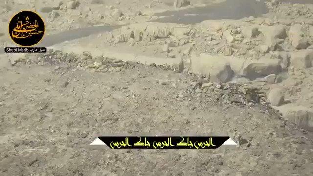 RT @YSbspd9AnljapPK: @AJArabic معركة حقيقه لابطال اليمن وهم يقتحمون تحصينات الحوثه ويقتلونهم #العرب_ينتصرون_بالحديده https://t.co/bZ8M6syKxB