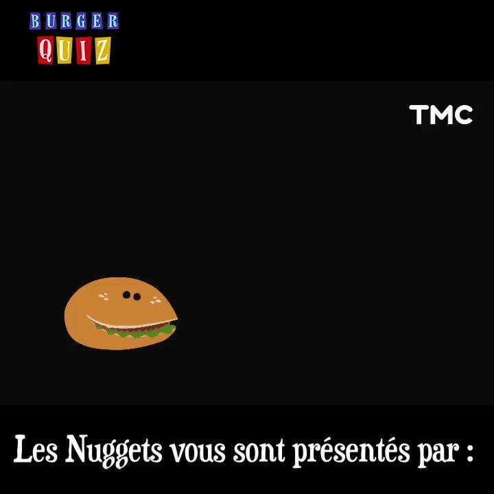 Burger Quiz on Twitter