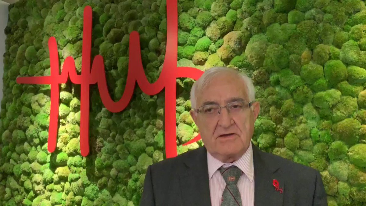 Our chair at @lshubwales, Sir Mansel Aylward, looks forward to the #WPHC18 over the next 2 days and discusses the importance of innovation in the health and care sector in achieving a healthy planet and a healthy Wales.  #LSHW #wphc18