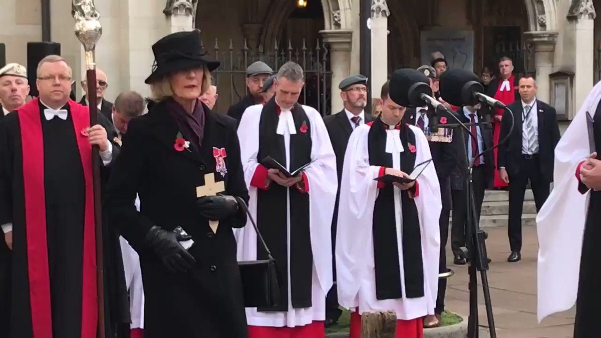 Westminster Abbey's photo on #Remembrance2018