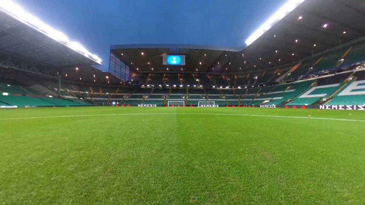 UEFA.com DE's photo on Celtic Park