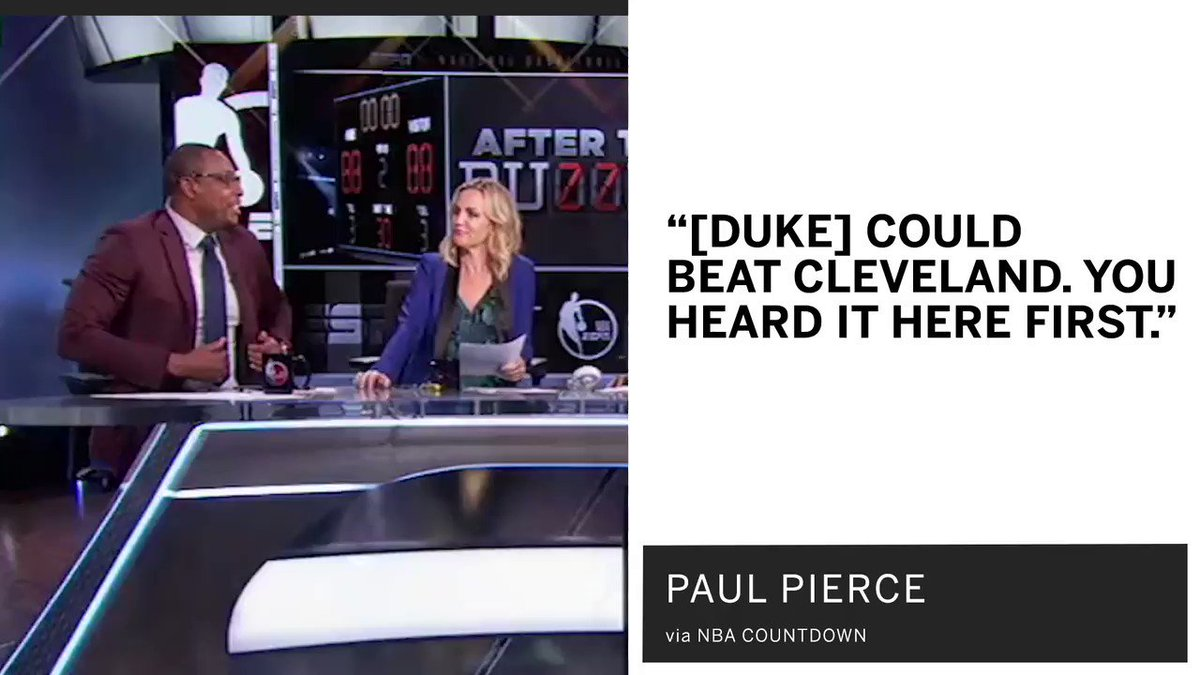 ESPN Analyst Makes A Crazy Claim About Duke