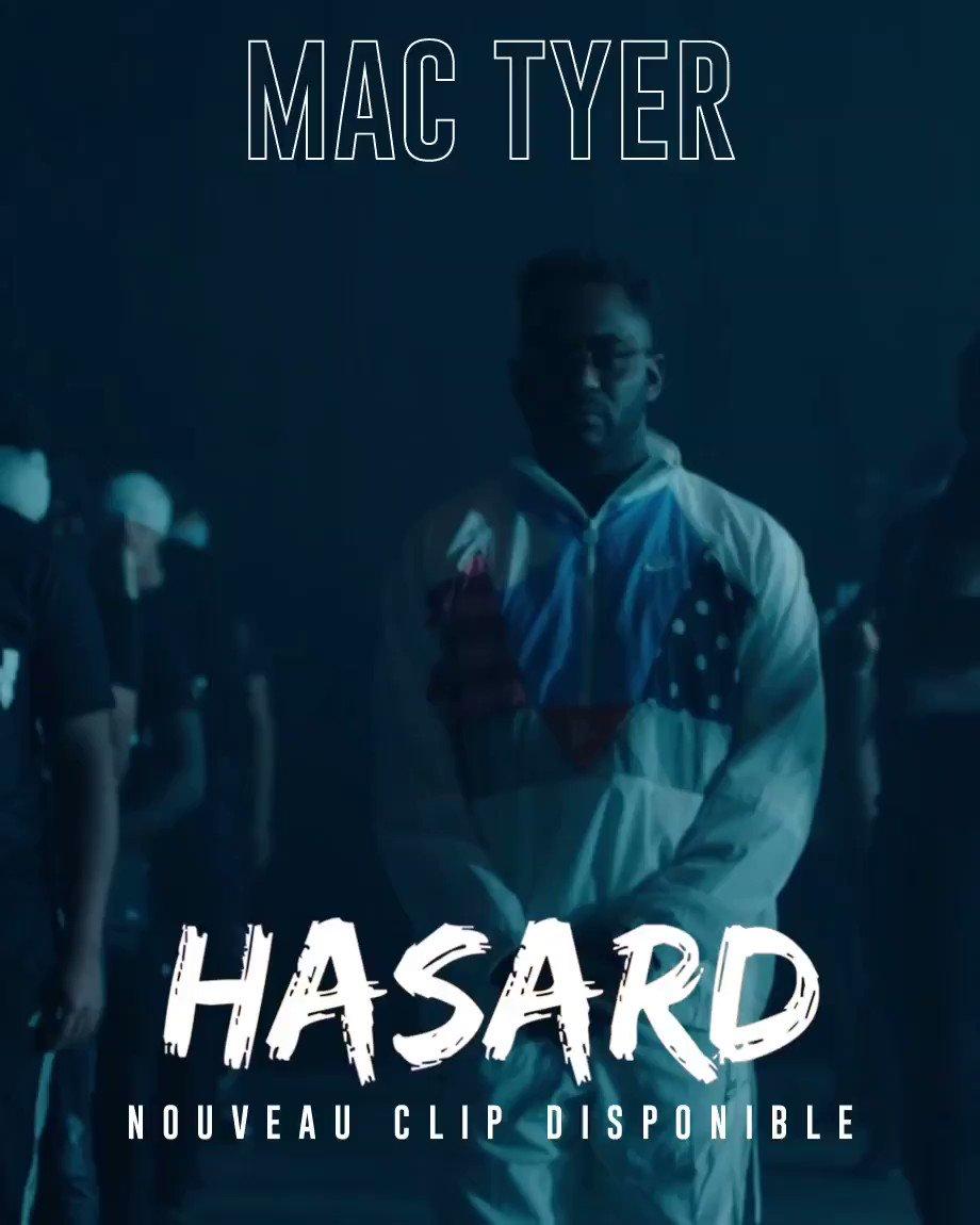 """Nouveau clip """"HASARD"""" disponible ! → https://youtu.be/D7vdO-LYs9M 💿 Nouvel album """"C'est La Street Mon Pote"""" dispo le 30 novembre. #CLSMP"""