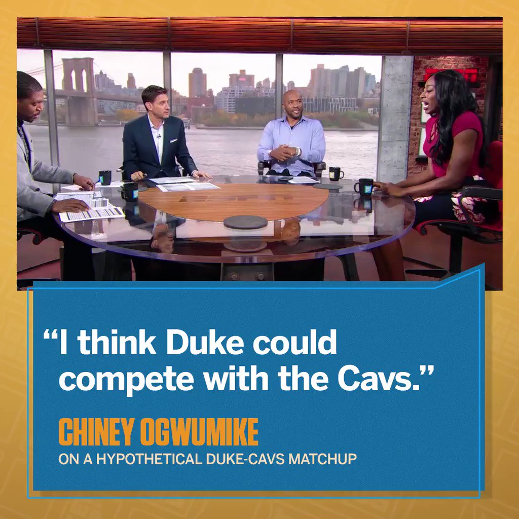 Who would you take in a Duke-Cavs matchup?