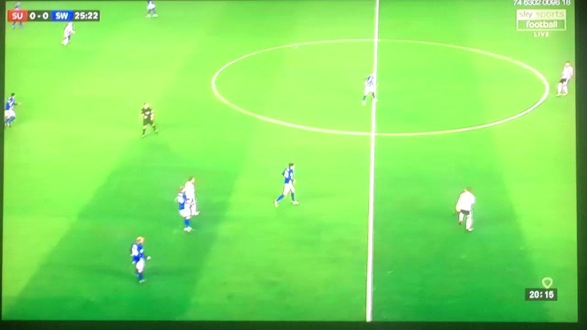 RT @Olly_Hawk: Easily the best moment of the #SteelCityDerby...🤤  #SUFC #Sheffield https://t.co/6kEiwFdfsx