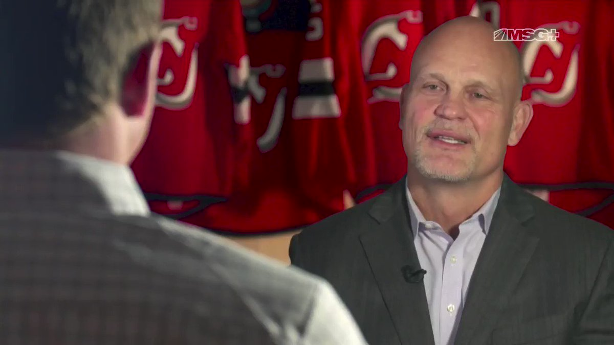 Martin Brodeur Shares His Fondest memories With Ken Daneyko