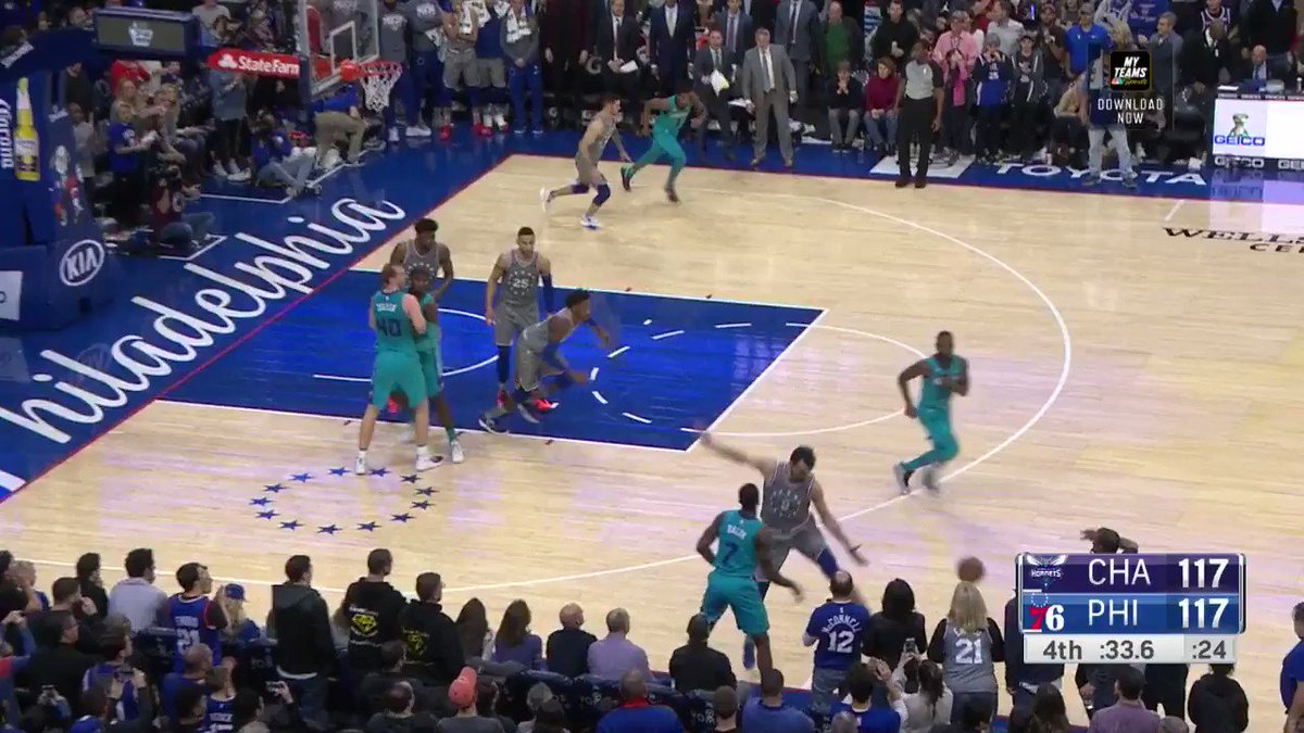 Clutch 2 for Kemba! #Hornets30 https://t.co/FwTB6nkghc