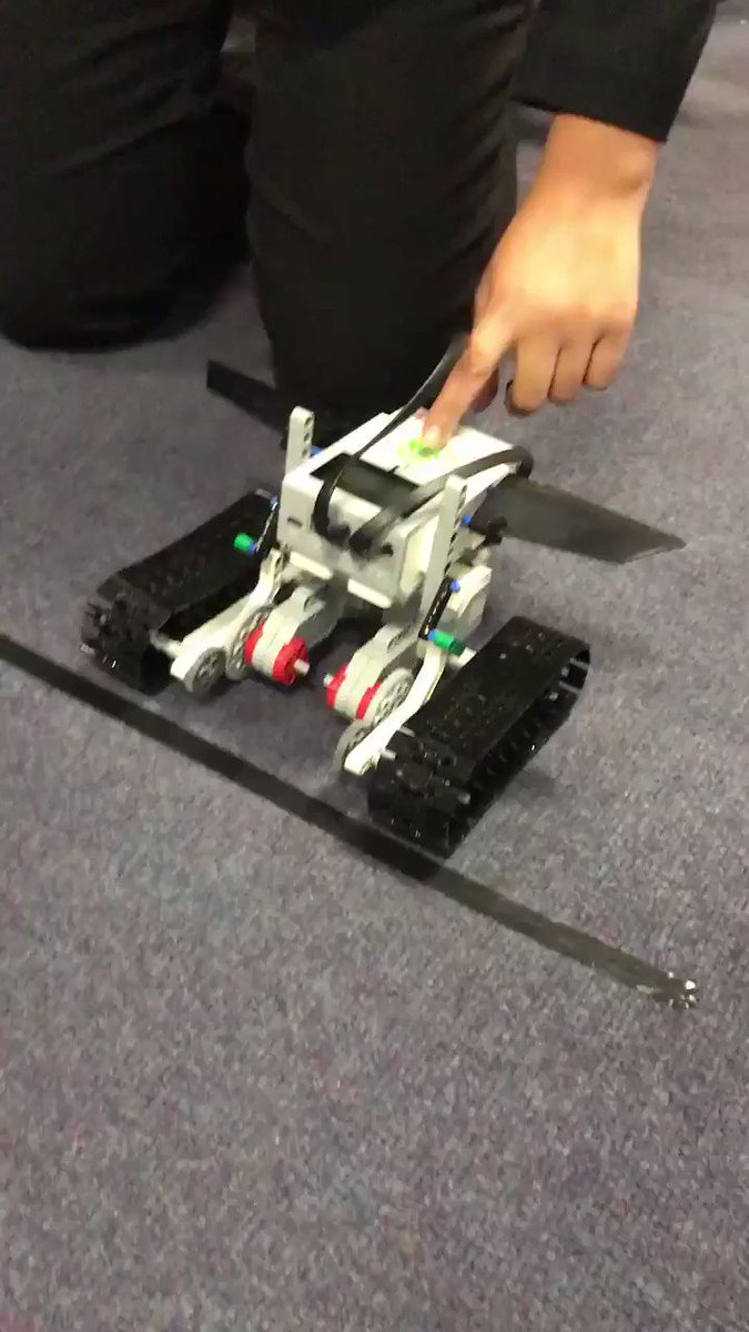Great stuff! Why not develop some creative building skills by banning wheels (including wheel-like elements such as gears/cogs) and ball bearings? Really gets students thinking... (and it is great fun!) -  https://t.co/zWKvD8dhIV