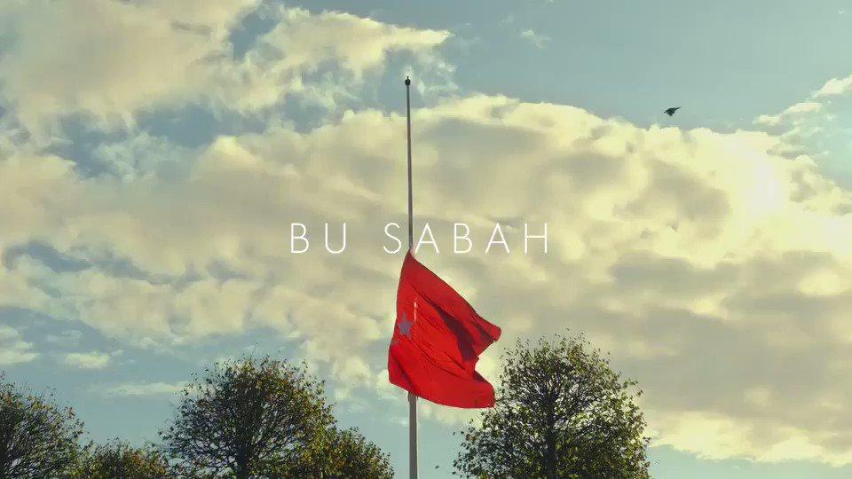 RT @gozdeakpinar: Bugün... Bazı sözler vardır. Sonsuza kadardır. Ata'mızı saygıyla anıyoruz. #10Kasım #söz https://t.co/1ghB7520Om