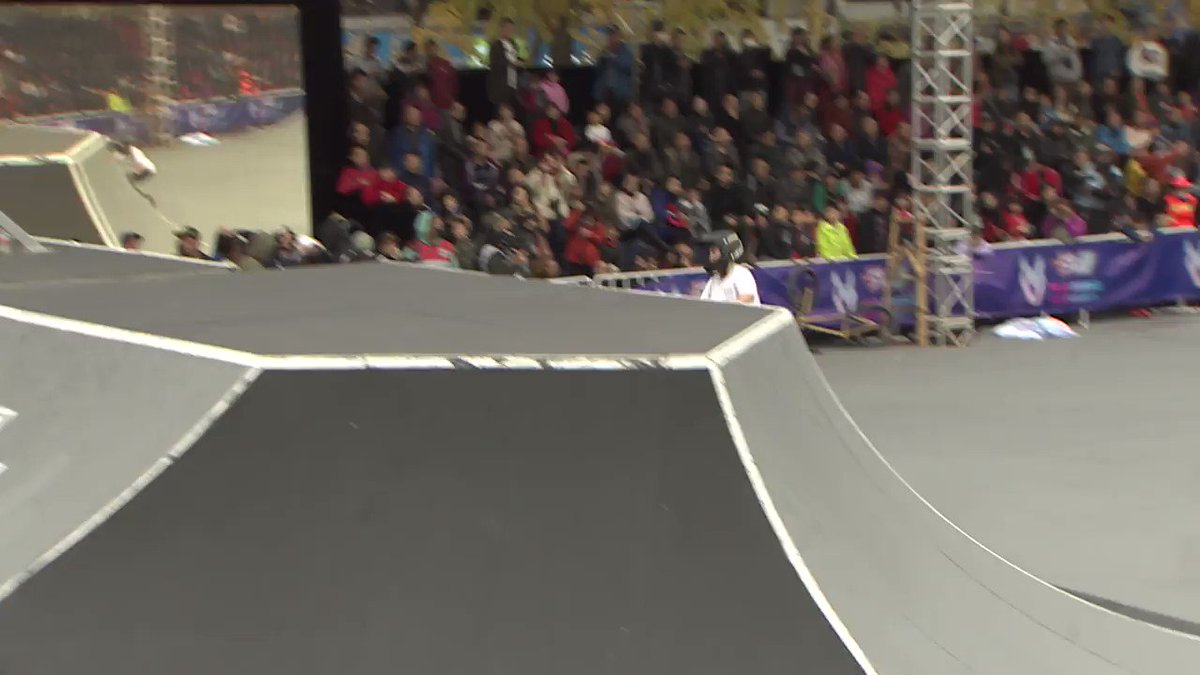 Go Girls! RT @UCI_BMX_FS