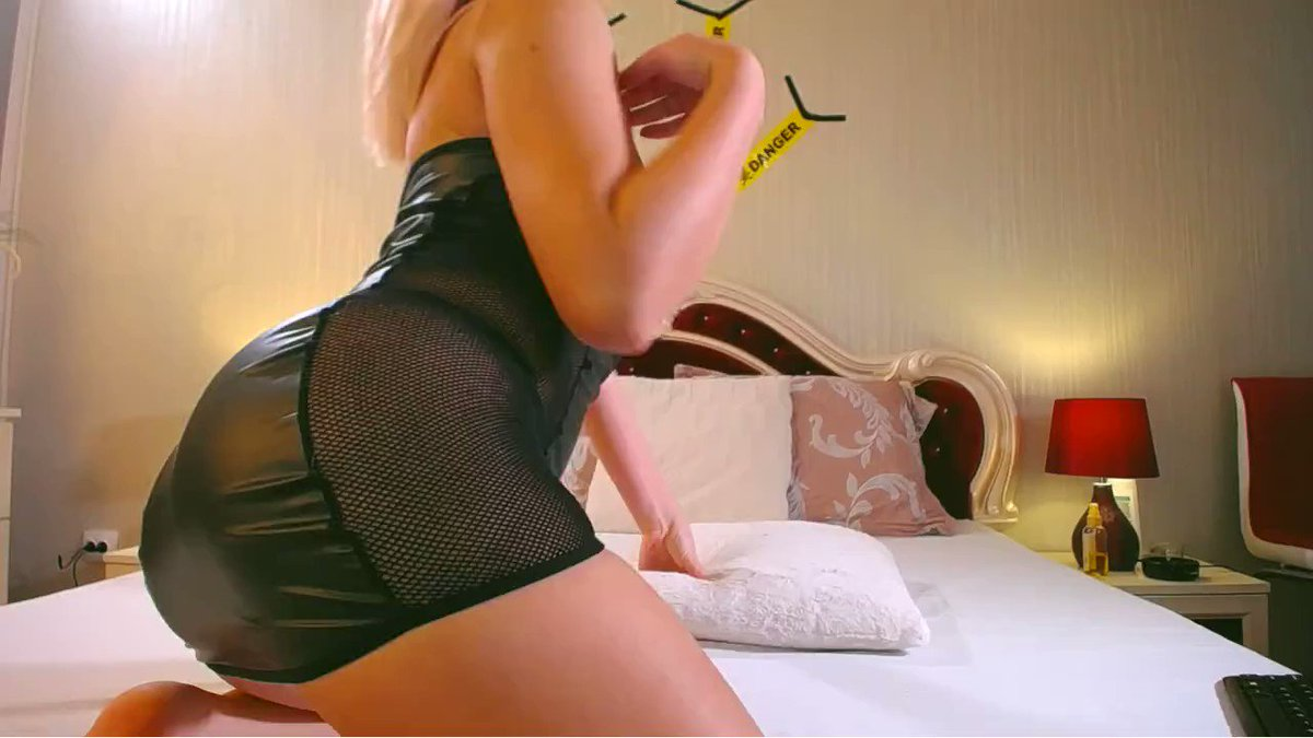Model - AspenDoll pantyhouse