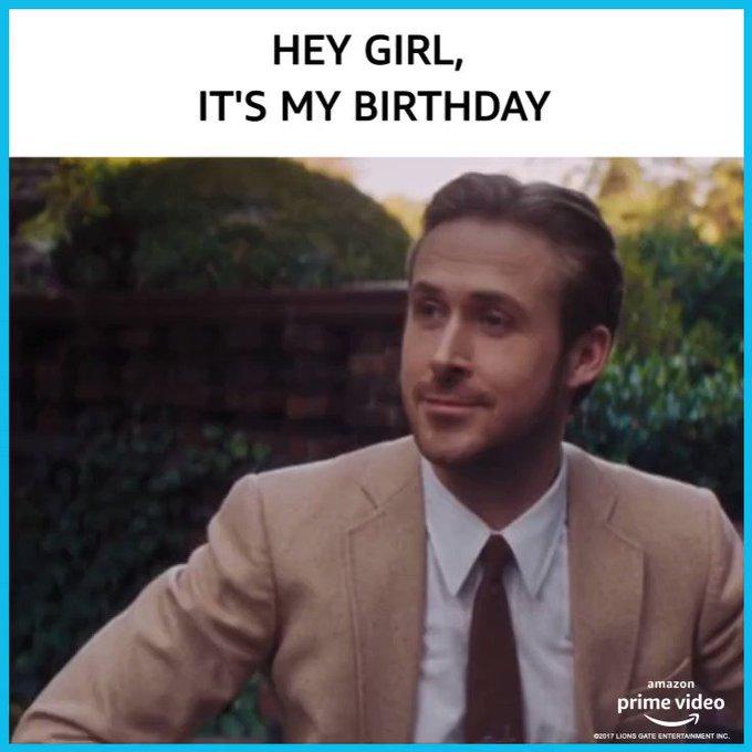 Ryan Gosling S Birthday Celebration Happybday To