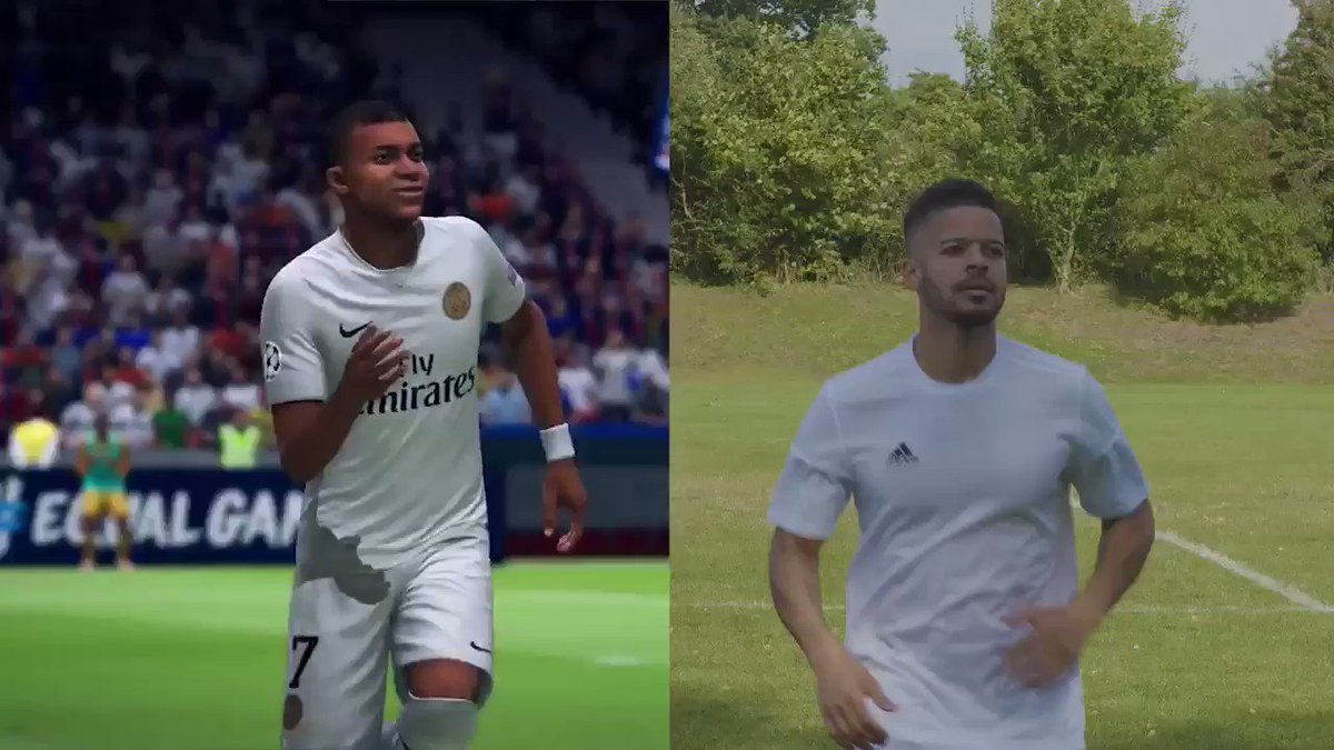 Fifa Celebrations In Real Life 🎮 youtu.be/-W5hQzDbg4Q