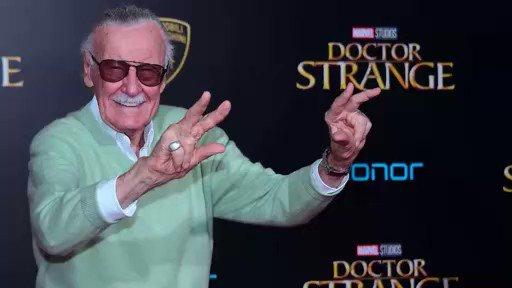 RIP Stan Lee cbsloc.al/2QCVzKP