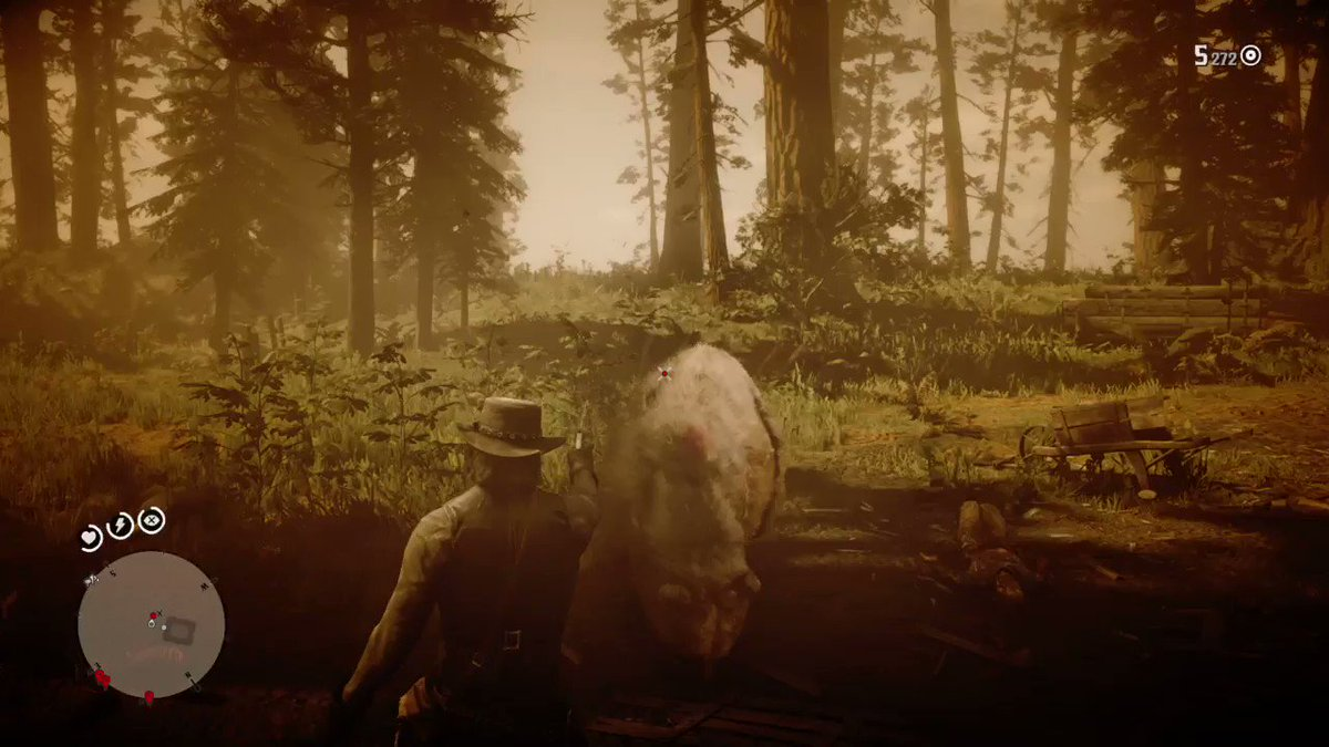 Being attacked by a bear in 1st person view is awesome(not) #PS4share store.playstation.com/#!/en-id/tid=C…