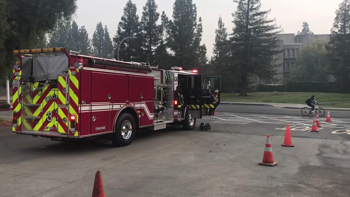 UC Davis Fire Dept.'s photo on #CampFire