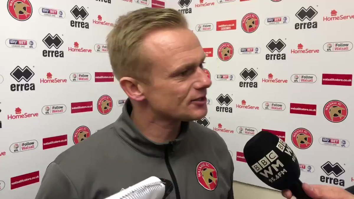 Dean Keates Vows to Fight on as Walsall Boss