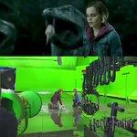ハリーポッターの撮影裏側が凄い!
