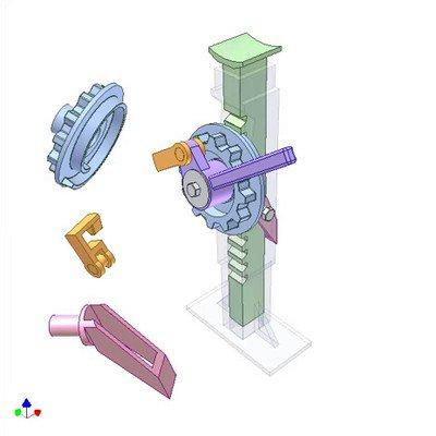 Archimedean Spiral Jack