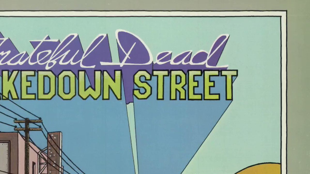 Shakedown Street turns 40 this year! Listen to the song and other tunes on @AppleMusic: rh-ino.co/gddeepcuts