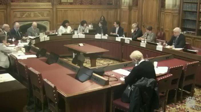 1/4 Giving evidence to the European Union External Affairs Sub-Committee at the @UKHouseofLords, @AmbassadorJawad provided an overview of #UK and #EU in-country development assistance in #Afghanistan. @NicholasK111 @UKinAfghanistan @bbcpersian @bbcpashto @ThatTimWalker