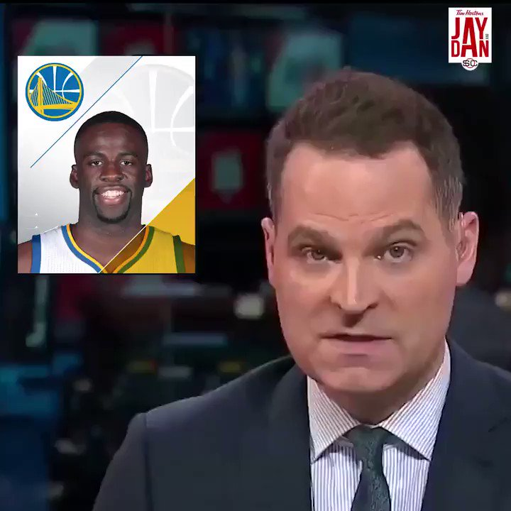 354509d72ce9 Draymond Green addressed the Kevin Durant situation ahead of the  Warriors  game on Thursday.  JayAndDan