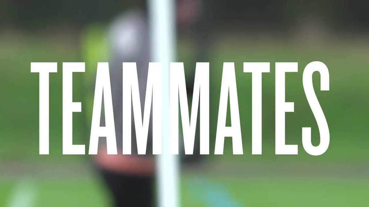 🎬 TEAM-MATES 🎬 ⚽️ Bersant Celina Which #Swans player is the... 🤡 Biggest joker❓ 👗 Worst dressed❓ 🚿 Longest in the shower❓ 🎞️ Find out more from our #⃣🔟 👇 📽️ Full video 👉 bit.ly/2OM5TOQ