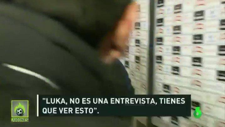 😱😍 Inmenso Luka Modric. Cosas que hacen más grande a un futbolista.